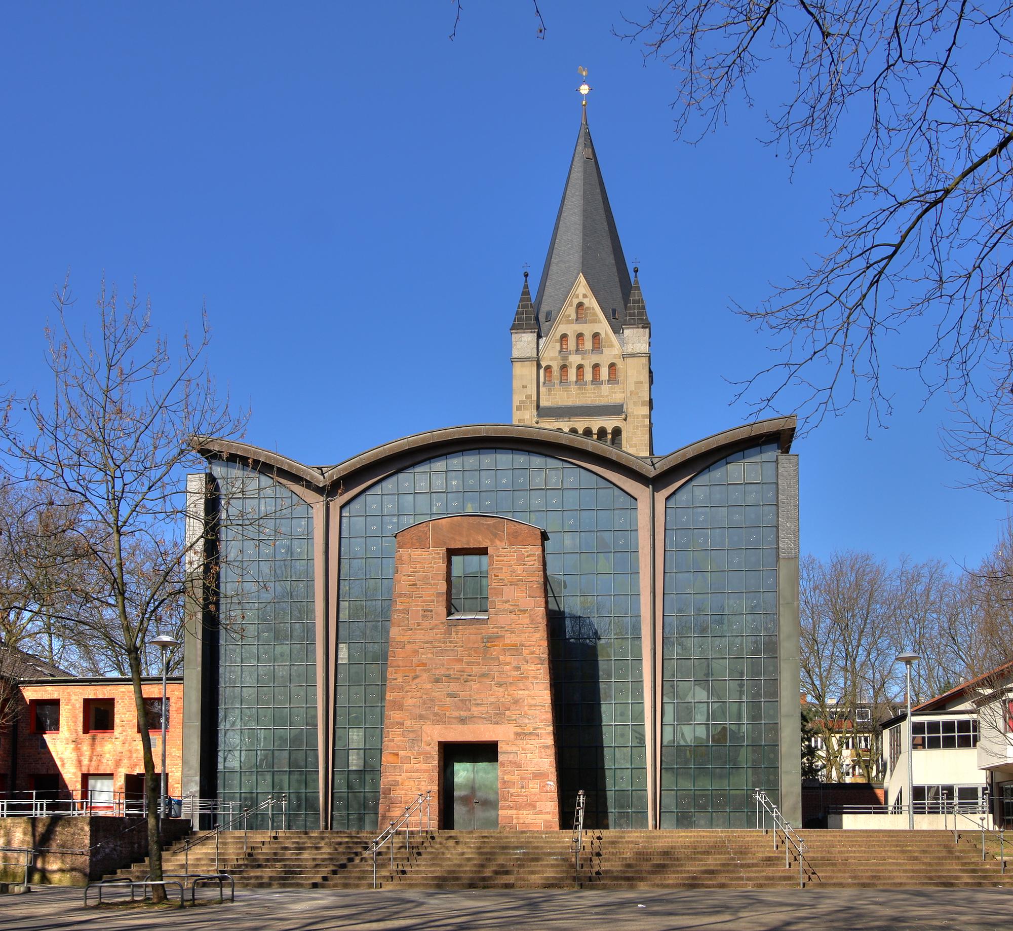Kirche Köln Ehrenfeld