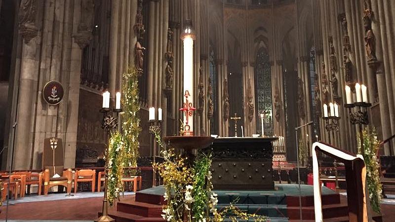 Kar Und Ostertage Im Kolner Dom Wegen Corona Nicht Offentlich Gottesdienste Werden Live Ubertragen Beichte Moglich Katholisches Koeln
